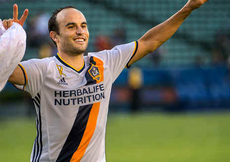 THE CALIFORNIA QUESTIONNAIRE: Landon Donovan