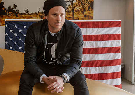 The California Questionnaire: Tom DeLonge