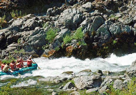 California River Rafting Adventures