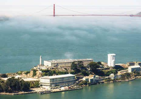 Spotlight: Alcatraz