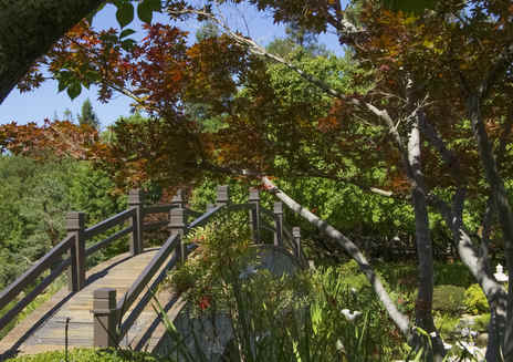 Fresno's Woodward Park