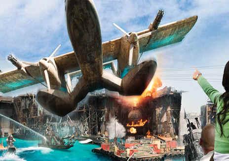 Shows Ao Vivo no Universal Studios Hollywood