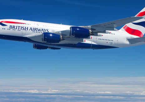 Fly British Airways