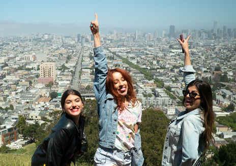 Minha Califórnia: Viagem com Amigas