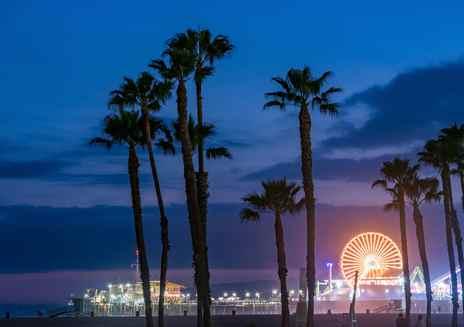 Santa Monica to San Luis Obispo