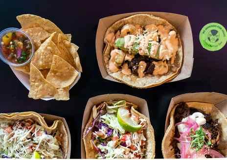 Visite du sud de la Californie sur le thème des tacos