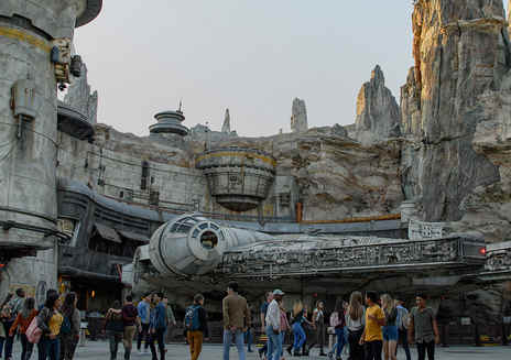 Crea tu Experiencia Star Wars en California