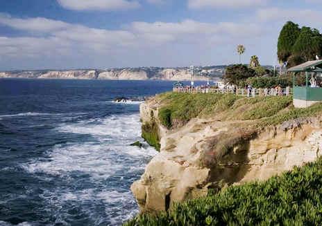 As melhores praias de San Diego County