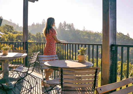 4 AWESOME WINE COUNTRY RESORTS