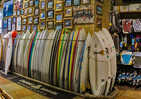 Surf Shop a Huntington Beach