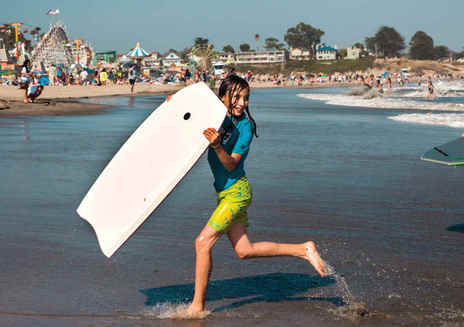 12 Great Beaches for Kids