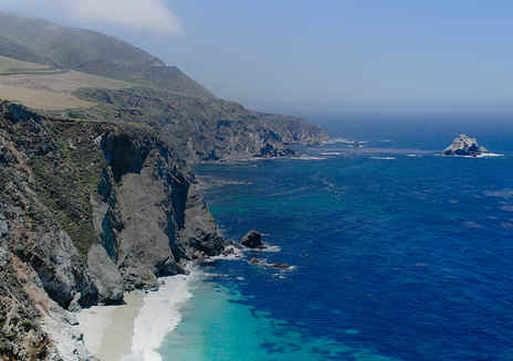 Must-See Stops Along California's Highway One