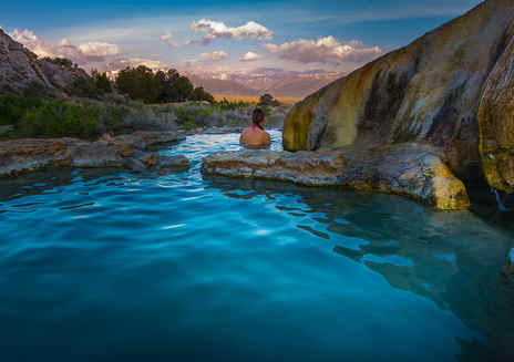 8 California Hot Springs
