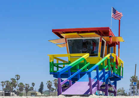 LGBTQ Travel in California