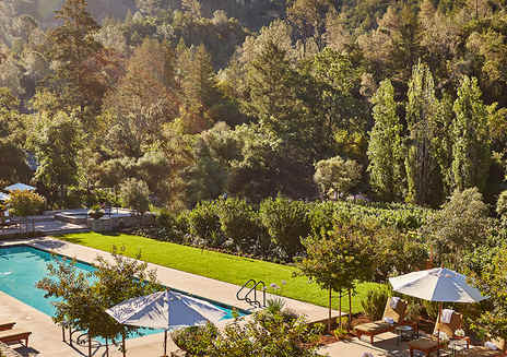 Napa & Sonoma Luxury Lodging