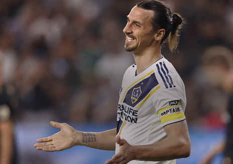 CALIFORNIA QUESTIONNAIRE: Zlatan Ibrahimovic