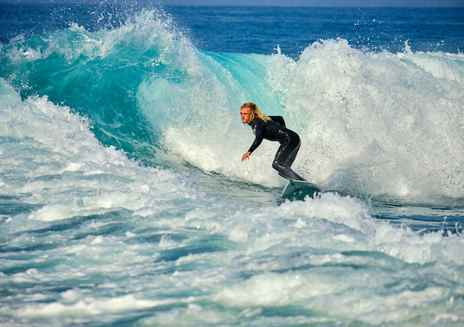 Top Surfing Spots