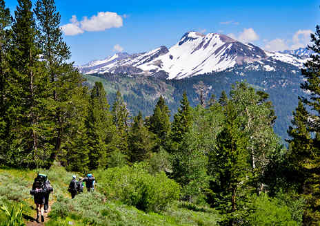 Spotlight: Pacific Crest Trail