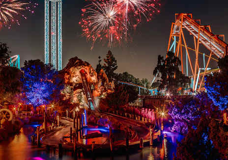 Spotlight: Knott's Berry Farm
