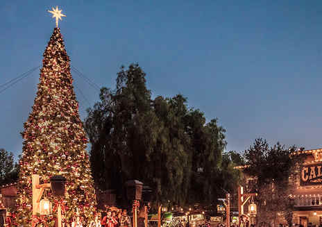 Seasonal Events at Knott's Berry Farm