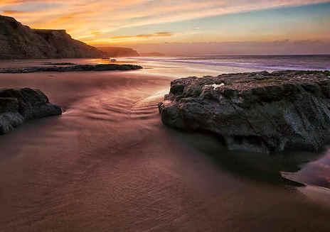 Les plages de Point Reyes