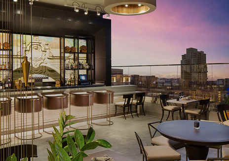 San Diego's Best Rooftop Bars (fr)