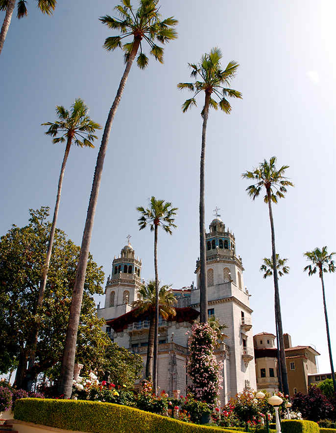 Eventos especiales en Hearst Castle