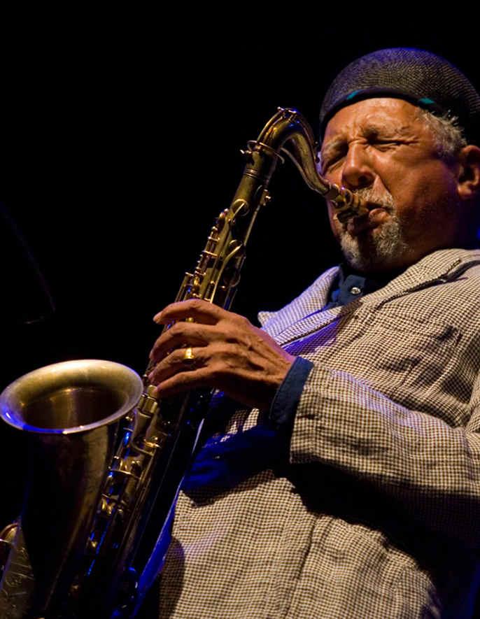 Monterey Jazz Fest
