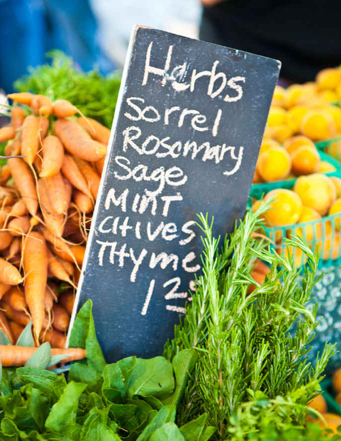 10 Top Farmers' Markets