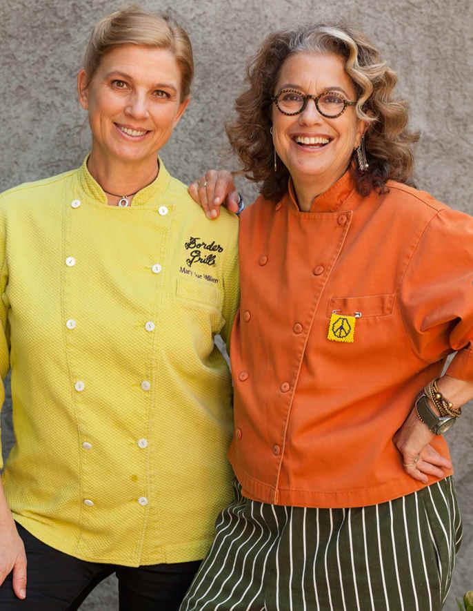 Chefs célebres da Califórnia