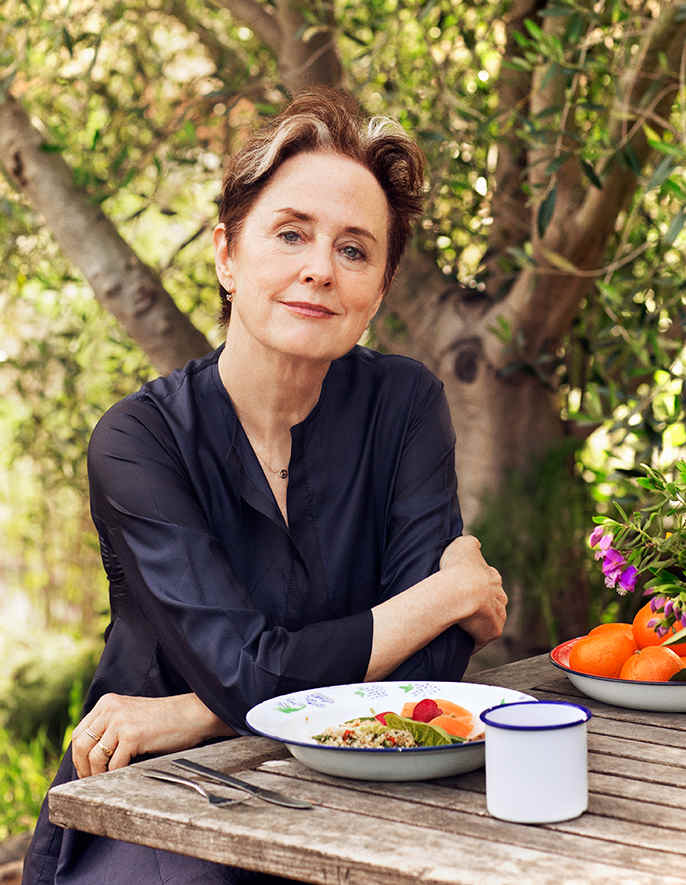 California Questionnaire: Alice Waters