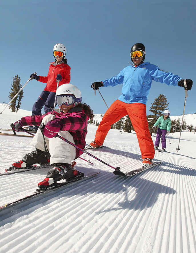 Luxury Ski Resort Experiences