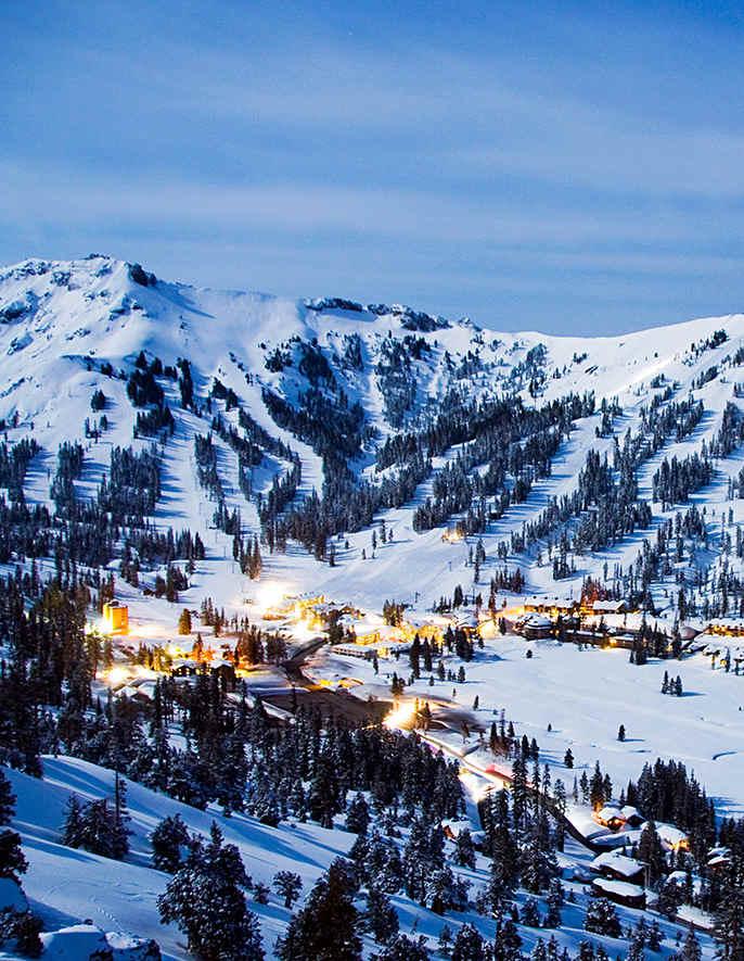 Perfect 10: Why you'll love California ski resorts