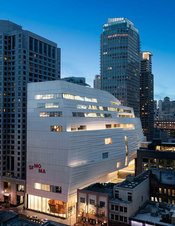 Insider Tips on Seeing the New SFMOMA