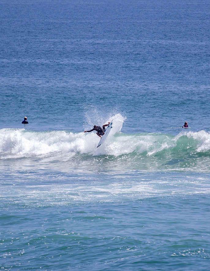 Vans万斯美国冲浪公开赛