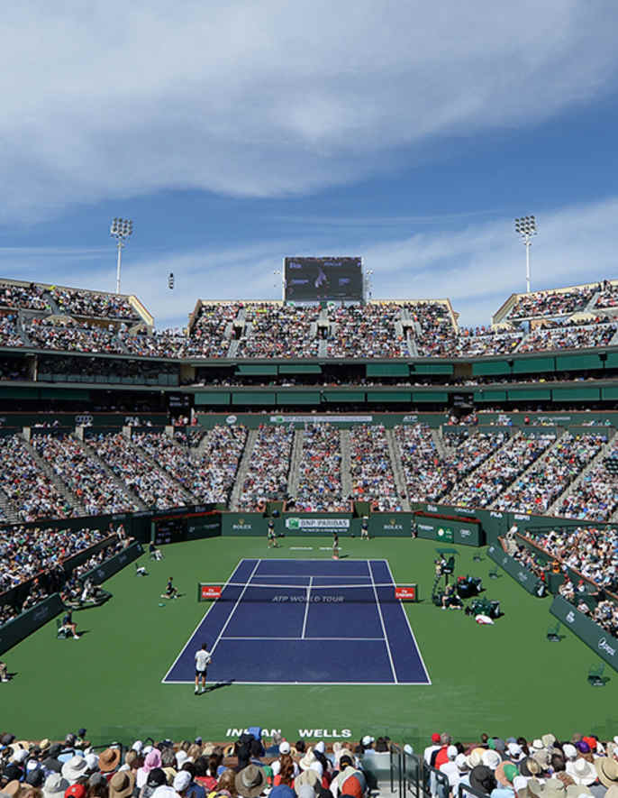BNP Paribas Open - Event