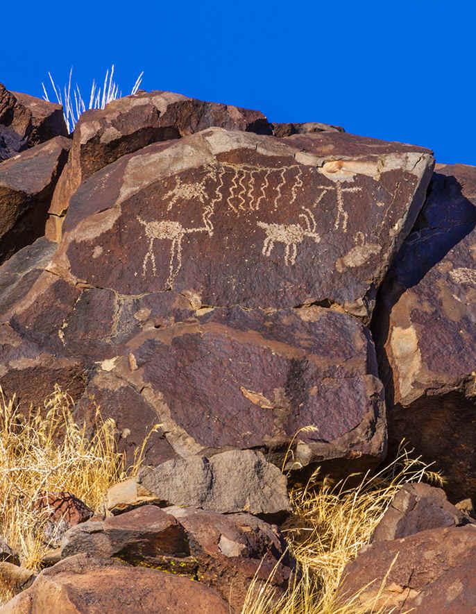 Ridgecrest Petroglyph Festival
