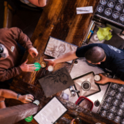 Stone Brewing details