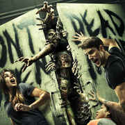 The Walking Dead Attraction – Universal Studios Hollywood