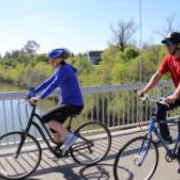 Bicycling in Sacramento