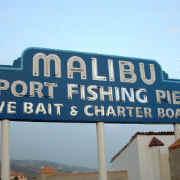 Malibu Beach Pier