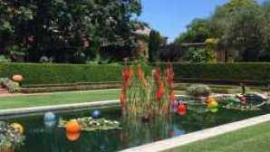 Centro de bienvenida de California - oxnard 1-garden-sculpture-v2