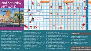 Historic Walking Tours 2nd Saturday Art Walk in Midtown