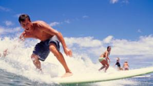 Cena de surfe  em Newport Beach 412f0e390895b2bcac44c0c753e64977_mb72