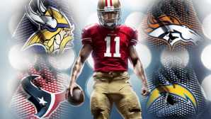 Destaque: Vale do Silício 49ers Announce 2012 Preseason Op