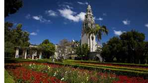 Fleet Science Center & Planetarium Alcazar Garden | Balboa Park