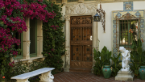 Spotlight: Hearst Castle B-House-Courtyard_3534-crpd
