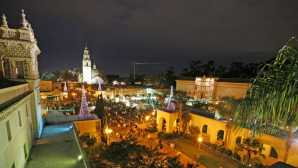 Holiday Events at Theme Parks & Attractions Balboa Park December Nights: Dec