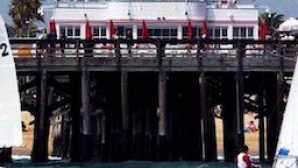 Ruby's Shake Shack Balboa Pier