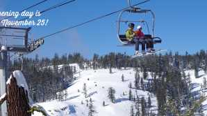 Ski & Board in California Bear Valley | Pure Mountain Fun